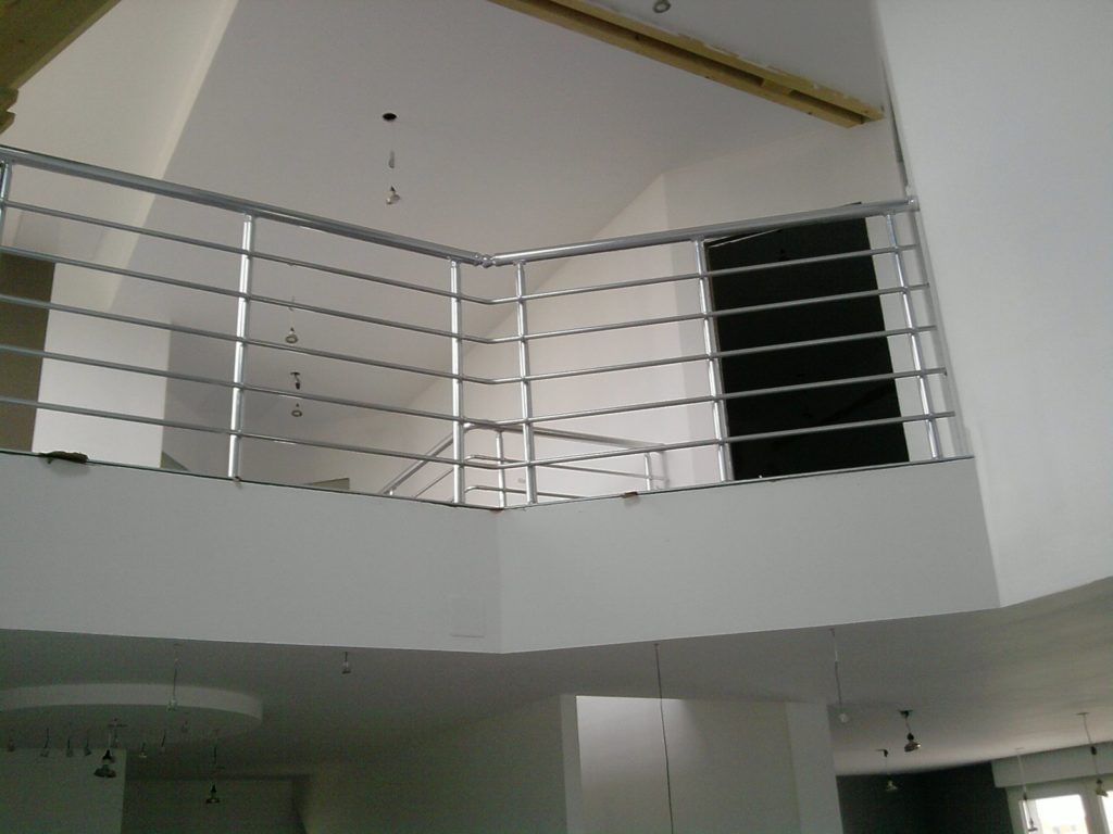 photo garde corps mezzanine
